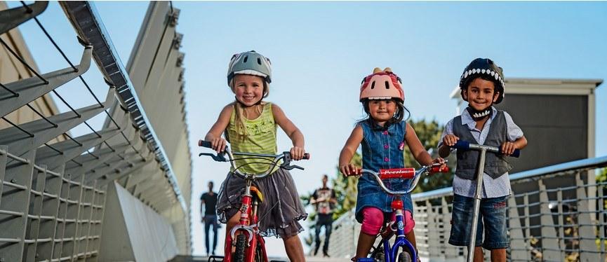Narava, zrak in kolesarjenje!