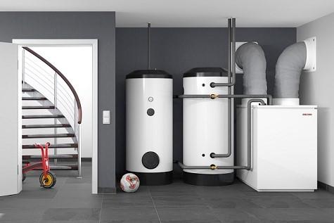 Toplotna črpalka za ogrevanje doma deluje po različnih principih!!